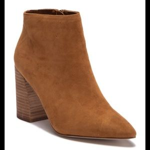 Steve Madden Pointy Heeled Ankle Boots